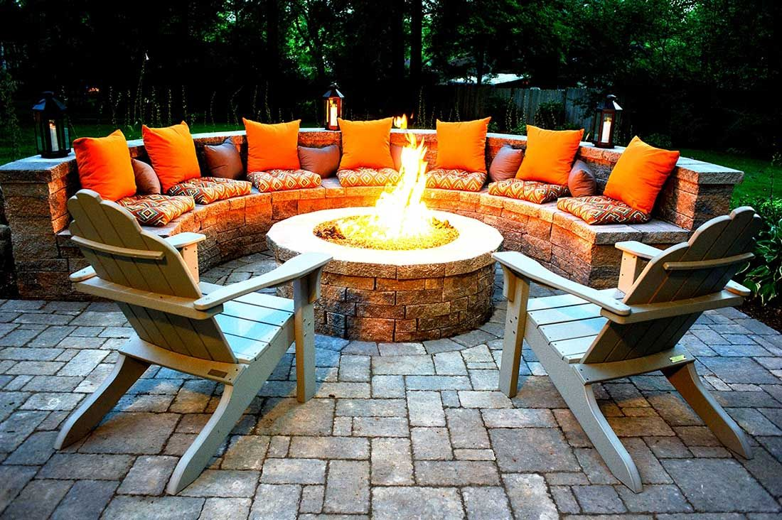 Outdoor Fire Pits-Irving TX Professional Landscapers & Outdoor Living Designs-We offer Landscape Design, Outdoor Patios & Pergolas, Outdoor Living Spaces, Stonescapes, Residential & Commercial Landscaping, Irrigation Installation & Repairs, Drainage Systems, Landscape Lighting, Outdoor Living Spaces, Tree Service, Lawn Service, and more.